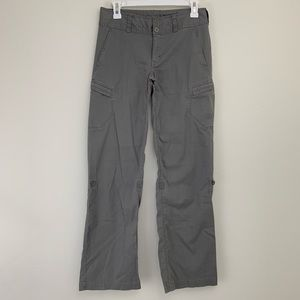 The North Face Women's Gray Cargo Pant